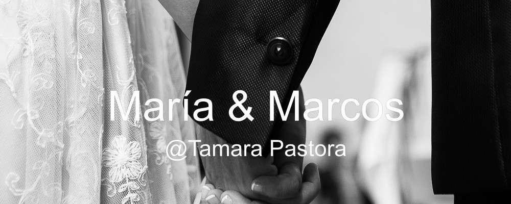 portada María y Marcos